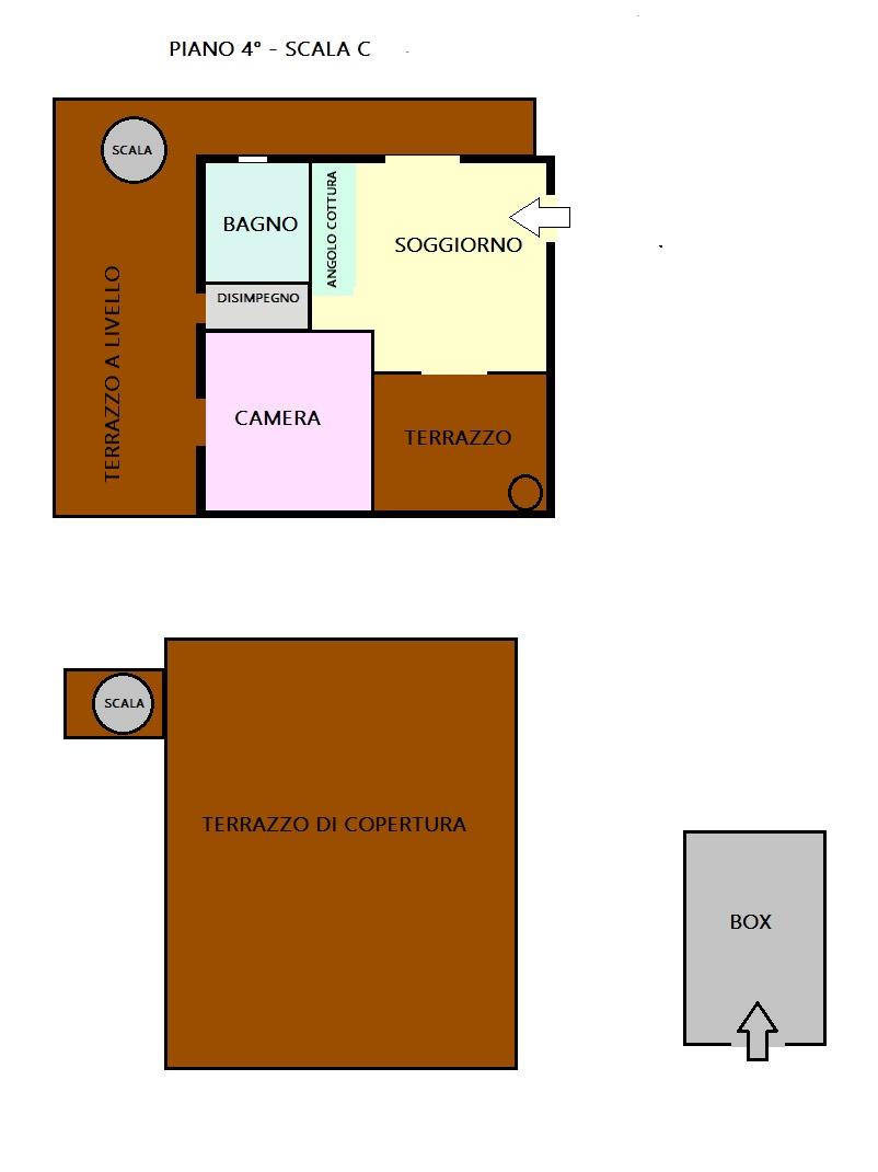 Viale Due Giugno – Parco Emmanuele 4° piano