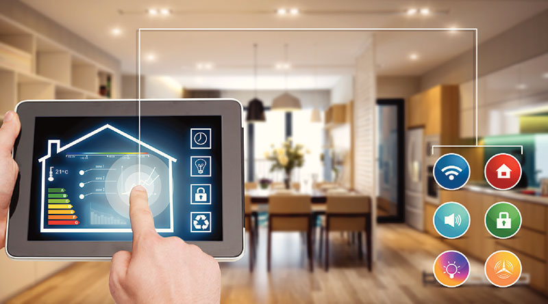 Smart Home: la casa intelligente.