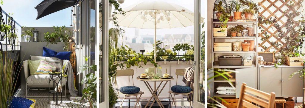 7 Idee per arredare il tuo spazio esterno.