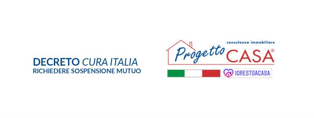"""Decreto """"Cura Italia"""": come richiedere la sospensione mutuo"""